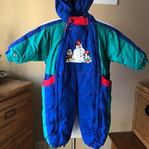 Disney Babies Snowsuit (18 months)